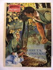 Biblioteca Patufet,Liseta de Constans,Jª Maria Folch i Torres y Junceda,Baguña