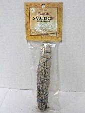 "Shaman Smudge Stick - 5"" to  6"" -  Sage and Cedar"