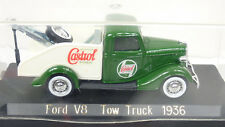 Solido 1:43 Ford V8 Tow Twin 1936 Castrol Weihnachten 2005 in OVP (A593)