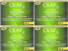 Olay (Olaz) Nature Fusion Anti Wrinkle Day Cream (4 x 50ml)