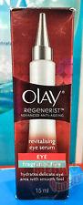 OLAY Regenerist Advanced Anti-Ageing Revitalising Eye Serum Fragrance Free 15ml.