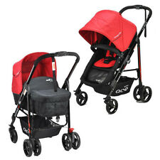 NEW ACE INNIVA  4 WHEELS BABY Stroller Pram Convertible Carrycot