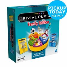 Trivial Pursuit Family Edition Board Game from Hasbro Gaming.