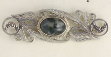 Agate Sterling Silver Fine Brooches & Pins