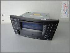 Mercedes Benz W211 Radio CD-Radio BE7036 2118702989 Navi Radio Original 50 APS