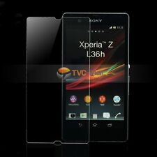 BUY 1 GET 1 FREE Tempered Glass Screen Protector For SONY Xperia Z C6602 C6603