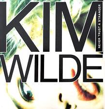 "Kim Wilde 7"" Never Trust A Stranger - Europe (EX/EX)"