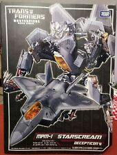 Transformers STARSCREAM MPM-01 MPM-1 Masterpiece TAKARA TOMY