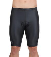 Nike Men's Triathlon Half Tights Short, Black ( TESS0002 )