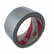 1 Roll Reinforced Aluminium Silver Foil Tape For Insulation Heating Duct Repairs