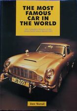 The Most Famous Car In The World - Aston Martin D.B.5 By David Worrall (NM,Rare)