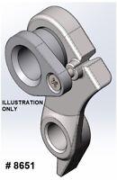 Mech Derailleur Gears Pendant Dropout Fuji Altamira Kuroi CCR SL Supreme
