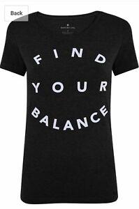 M Life Ladies fitness/yoga t-shirt
