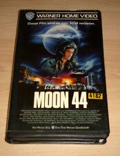VHS Film - Moon 44 - Roland Emmerich - 80er Science-Fiction - Videokassette