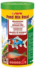 Sera Pond Mix Royal Aliments pour Poissons de bassin 1litres
