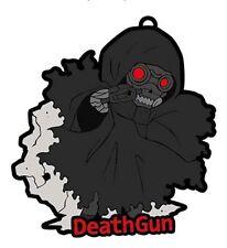 Sword Art Online Deathgun GGO Rubber Phone Strap Anime Manga NEW