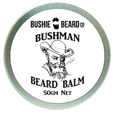 Bushman Beard Balm by Bushie Beard Co (Made in Australian )