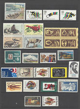 U.S. 1972 Commemorative Year Set 29 MNH Stamps