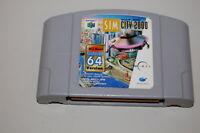 Sim City 2000 japan Nintendo 64 N64 Game