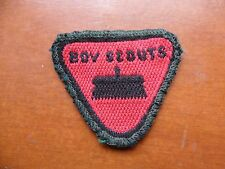 Vintage Australian Cub Scout House Orderly Proficiency Badge from the 1960's