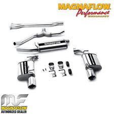 MAGNAFLOW Cat Back Dual Exhaust System 2006-2010 Dodge Charger 2.7L 3.5L 16936