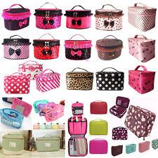 Travel Makeup Cosmetic Bag Toiletry Beauty Wash Case Handbag Organizer Holder HG