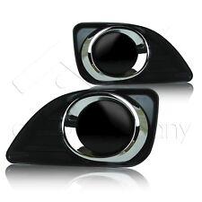 2010-2011 Toyota Camry Fog Light w/Wiring Kit & - Super Smoke