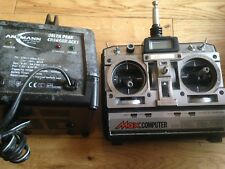 6 Channel Helicopter Controller Rc And Ansman Charger