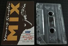 Hit Singles of '89 HBF Young Singles Mix ~ VARIOUS ARTISTS  Cassette Tape