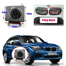Auto CCD Front Grille View Dead Zone Blind Spots Camera Fit For BMW X3 X4 2015+