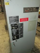 Asco Automatic Transfer Switch A962340097c 400a 480v 60hz 3ph 3p With Bypass Used