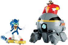 Sonic Boom 14760 'Sonic Vs Eggman' Conjunto de Juego