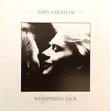 JOHN FARNHAM Whispering Jack CD. Brand New & Sealed