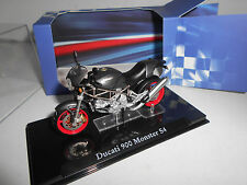 DUCATI 900 MONSTER S4 SUPERBIKES ATLAS IXO 1:24
