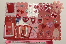 Monster Love Custom Mini Book Chipboard Album Kit Scrapbook