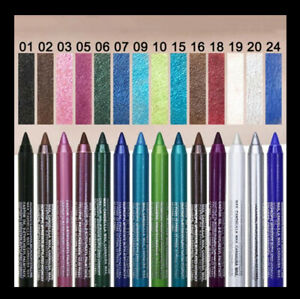 Eyeliner  Pearlescent High Pigment , Long Lasting Assorted Colours & Waterproof