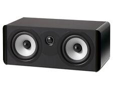 "Boston Acoustics A 225C Dual 5.25"" Woofer 2-Way Center Channel Speaker-Gloss BLK"