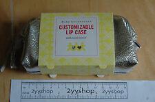 Bare Escentuals Customizable Lip Case W/ Mini Mirror - Metallic Silver