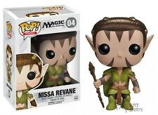 Magic The Gathering Nissa Revane 04 MTG Funko Pop! Licensed Vinyl Figure