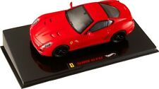 HOT WHEELS ELITE AUTO DIE-CAST 1:43 FERRARI 599 GTO ROSSA     T6933