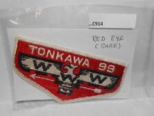 LODGE 99 TONKAWA S2 RED EYE (RARE) C914