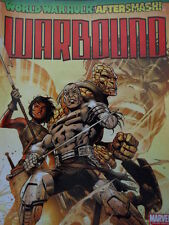 World War Hulk : After Smash WARBOUND n°1 di 5 ed. Marvel Comics  [G.157]