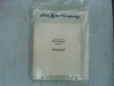 Ford 5W7Z-5401588E Insulator (Pack of 2) *NOS* +