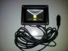 2xLED FLOOD LIGHT 4x4 OFF ROAD 4WD CARAVAN CAMPING CAMPER TRAILER 8ZED Night Owl