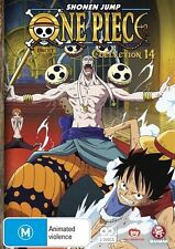 One Piece (Uncut) Collection 14 (Eps 170-182) - Luffy NEW R4 DVD