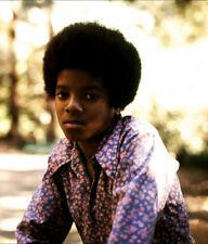 Michael Jackson UNSIGNED photo - E1020 - Young photo