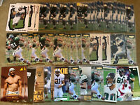 Kyle Brady 52 Card Lot With Many Rookies RCS See Scans NFL Football