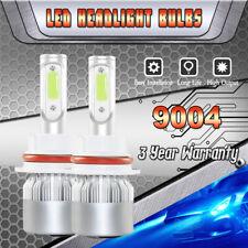 9004 8000K Ice Blue Hi Low LED Headlights for Dodge Ram 1500 2500 3500 1994-2001