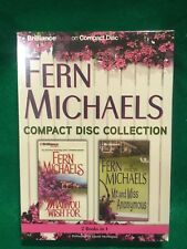 FERN MICHAELS CD Collection 2 : What You Wish For AND Mr. and Miss Anonymous
