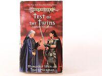 Good! Test of the Twins (Dragonlance Saga): by Margaret Weis; Tracy Hickman PB